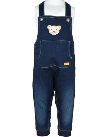Steiff Jeans-Latzhose BEST FRIENDS Baby Girls mood indigo 2123437-6049