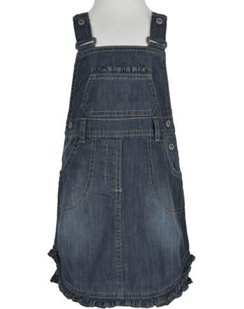 Steiff Skirt with bib dark blue denim 0006845N-0012