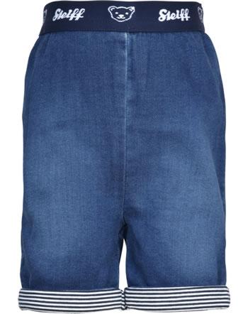 Steiff Denim Shorts BEAR CREW ensign blue 2012144-6051