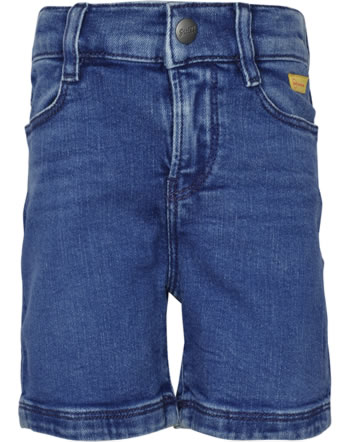 Steiff Jeans Shorts HELLO SUMMER Mini Boys ensign blue 2113111-6051