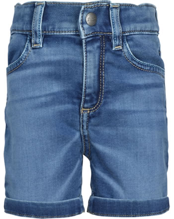 Steiff Shorts Jeans SAFARI BEAR ensign blue 2013309-6051