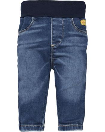 Steiff Jeans pants HELLO SUMMER Baby Boys ensign blue 2113315-6051