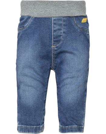 Steiff Jeans pants HIGH FIVE Baby Boys mood indigo 2111313-6049