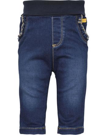 Steiff Jeans pants MARINE AIR Baby Girls mood indigo 2112411-6049