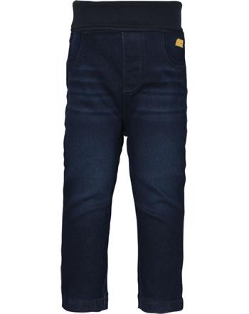 Steiff Jeanshose mit Bund PAPER PLANE Baby Boys navy blazer 2122316-6060