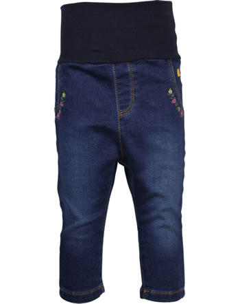 Steiff Jeans pants PONYFUL Mini Girls mood indigo 2022407-6049