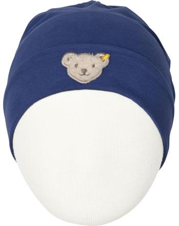 Steiff Hat HIGH FIVE Mini Boys deep cobalt 2023110-6062