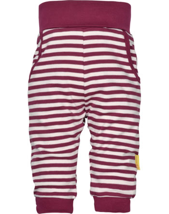 Steiff Pantalons ROSE DENIM beet red 1922225-4010