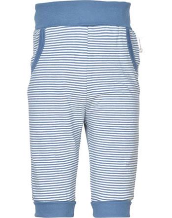 Steiff Jogginghose BABY GOTS UNISEX coronet blue 2112510-6048