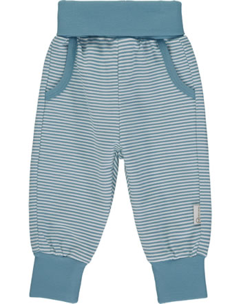 Steiff Jogginghose BABY UNISEX ORGANIC adriatic blue 2012310-6045