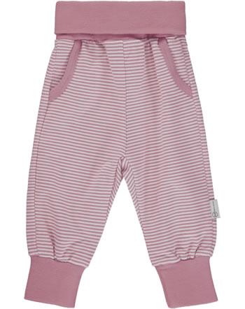 Steiff Jogginghose BABY UNISEX ORGANIC mauveglow 2012310-3021