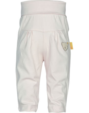 Steiff jogger Pants BEAR IN MY HEART barely pink 2011114-2560