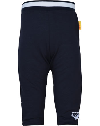 Steiff Jogger pants BEAR TO SCHOOL steiff navy 2021420-3032