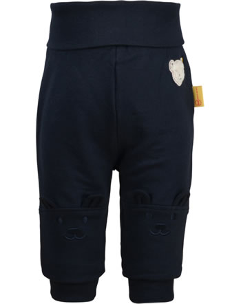 Steiff Jogger pants FOREST FRIENDS Baby Boys steiff navy 2023319-3032