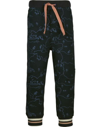Steiff Jogger pants FOREST FRIENDS Mini Boys steiff navy 2023130-3032