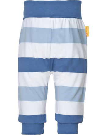 Steiff Jogger pants HELLO SUMMER Baby Boys coronet blue 2113311-6048