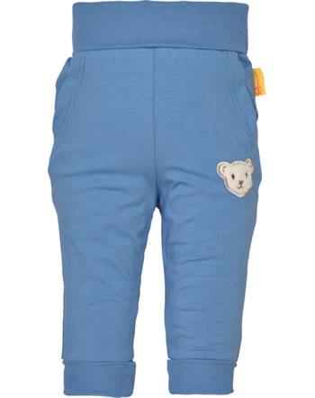 Steiff Jogger pants HELLO SUMMER Baby Boys coronet blue 2113312-6048