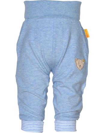 Steiff Jogginghose HELLO SUMMER Baby Boys kentucky blue 2113310-6020