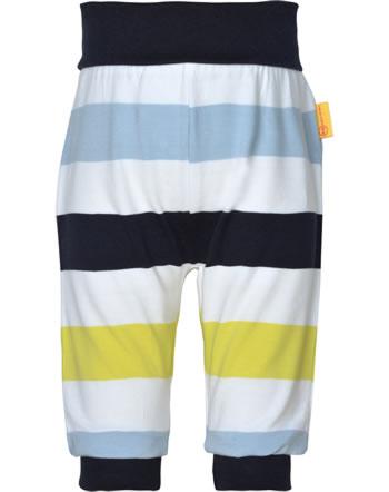 Steiff Jogger pants HELLO SUMMER Baby Boys steiff navy 2113311-3032