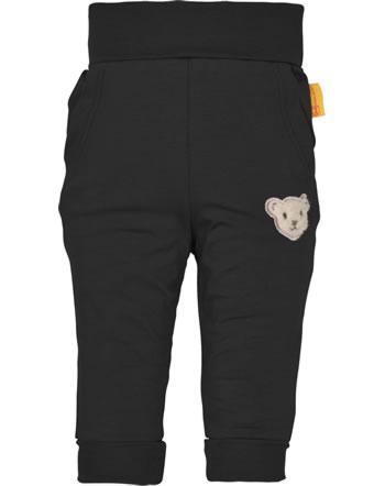 Steiff Jogger pants HELLO SUMMER Baby Boys steiff navy 2113312-3032