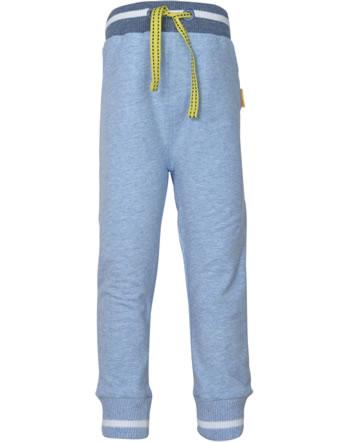 Steiff Jogger pants HELLO SUMMER Mini Boys kentucky blue 2113102-6020
