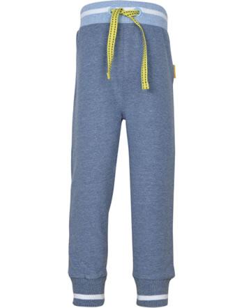 Steiff Jogger pants HELLO SUMMER Mini Boys steiff navy 2113102-3032
