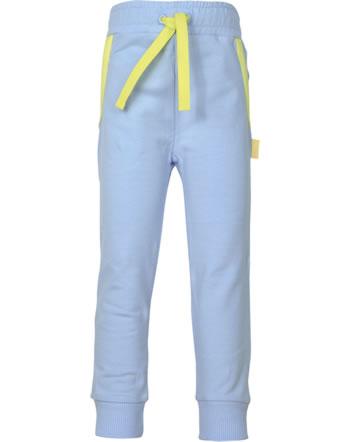Steiff Jogger pants HELLO SUMMER Mini Girls brunnera blue 2113230-6043