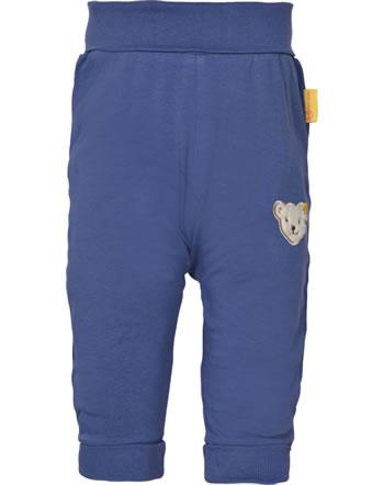 Steiff Jogger pants HIGH FIVE Baby Boys deep cobalt 2111307-6062