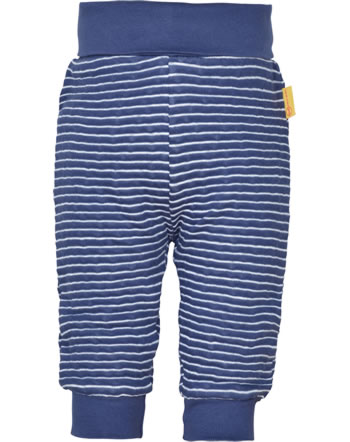 Steiff Jogger pants HIGH FIVE Baby Boys deep cobalt 2111315-6062