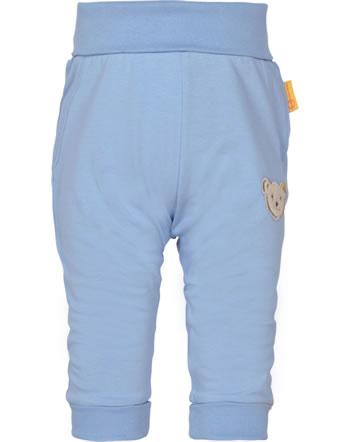 Steiff Jogger pants HIGH FIVE Baby Boys forever blue 2111307-6027
