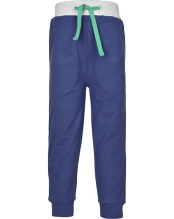 Steiff Jogger pants HIGH FIVE Mini Boys deep cobalt 2111105-6062