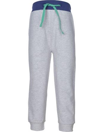 Steiff Jogger pants HIGH FIVE Mini Boys soft grey melange 2111105-6062