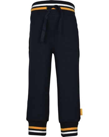 Steiff Jogger pants INDI BEAR Mini Boys steiff navy 2022122-3032