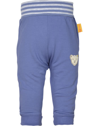 Steiff Jogginghose LETS PLAY Baby Boys bijou blue 2121308-6066