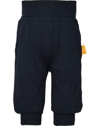 Steiff Jogger pants MARINE AIR Baby Girls steiff navy 2112410-3032