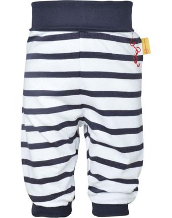 Steiff Jogger pants MARINE AIR Baby Girls steiff navy 2112413-3032