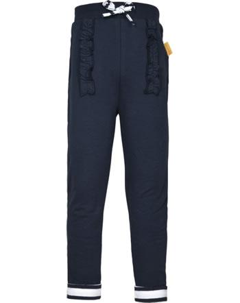 Steiff Jogger pants MARINE AIR Mini Girls steiff navy 2112205-3032