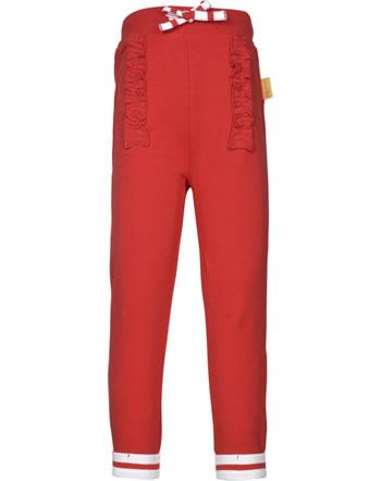 Steiff Jogger pants MARINE AIR Mini Girls true red 2112205-4015