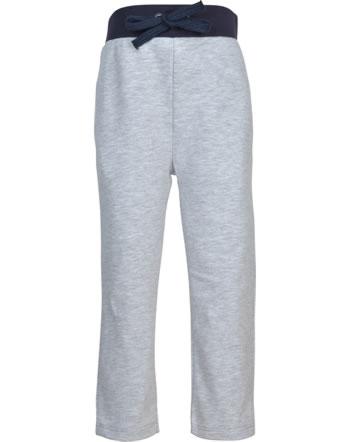 Steiff Jogginghose SAFARI BEAR soft grey melange 2013306-9007