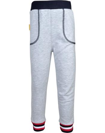 Steiff Jogger pants SEA BEAR soft grey melange 2012412-9007