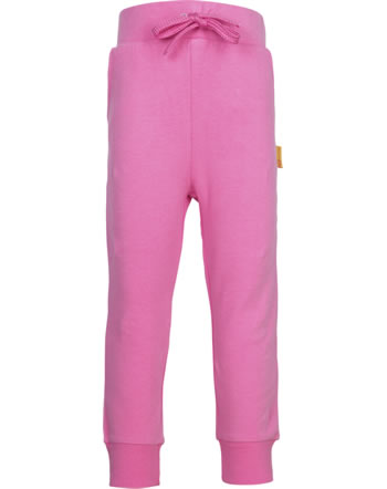 Steiff Jogger pants SWEET CHERRY pink carnation 2013431-3019