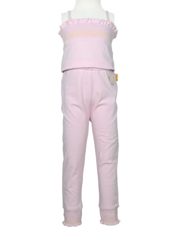 Steiff Jumpsuit HELLO SUMMER Mini Girls pink lady 2113205-3033