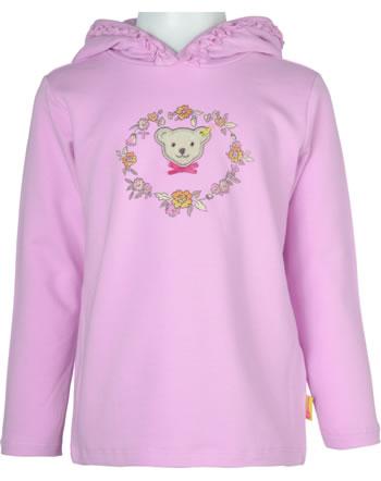 Steiff Kapuzen-Sweatshirt BEST FRIENDS Mini Girls peony 2123203-3040