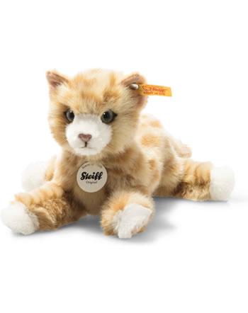 Steiff Katze Mimmi 24 cm rot gestromelt liegend 099229