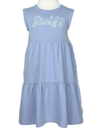 Steiff Kleid ärmellos HELLO SUMMER Mini Girls brunnera blue 2113232-6043