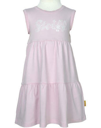 Steiff Kleid ärmellos HELLO SUMMER Mini Girls pink lady 2113232-3033