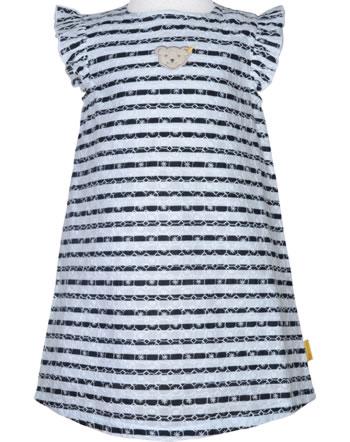 Steiff Dress sleeveless MARINE AIR Mini Girls steiff navy 2112202-3032