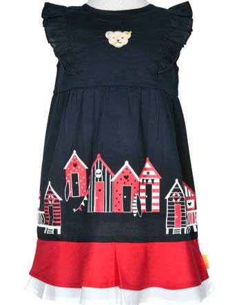 Steiff Dress sleeveless MARINE AIR Mini Girls steiff navy 2112210-3032