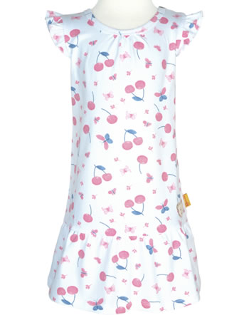Steiff Dress BEAR AND CHERRY bright white 2013218-1000