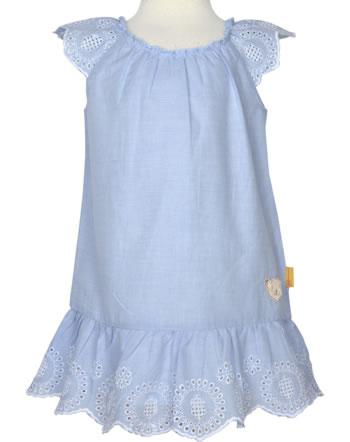 Steiff Kleid Flügelarm HELLO SUMMER Mini Girls brunnera blue 2113210-6043